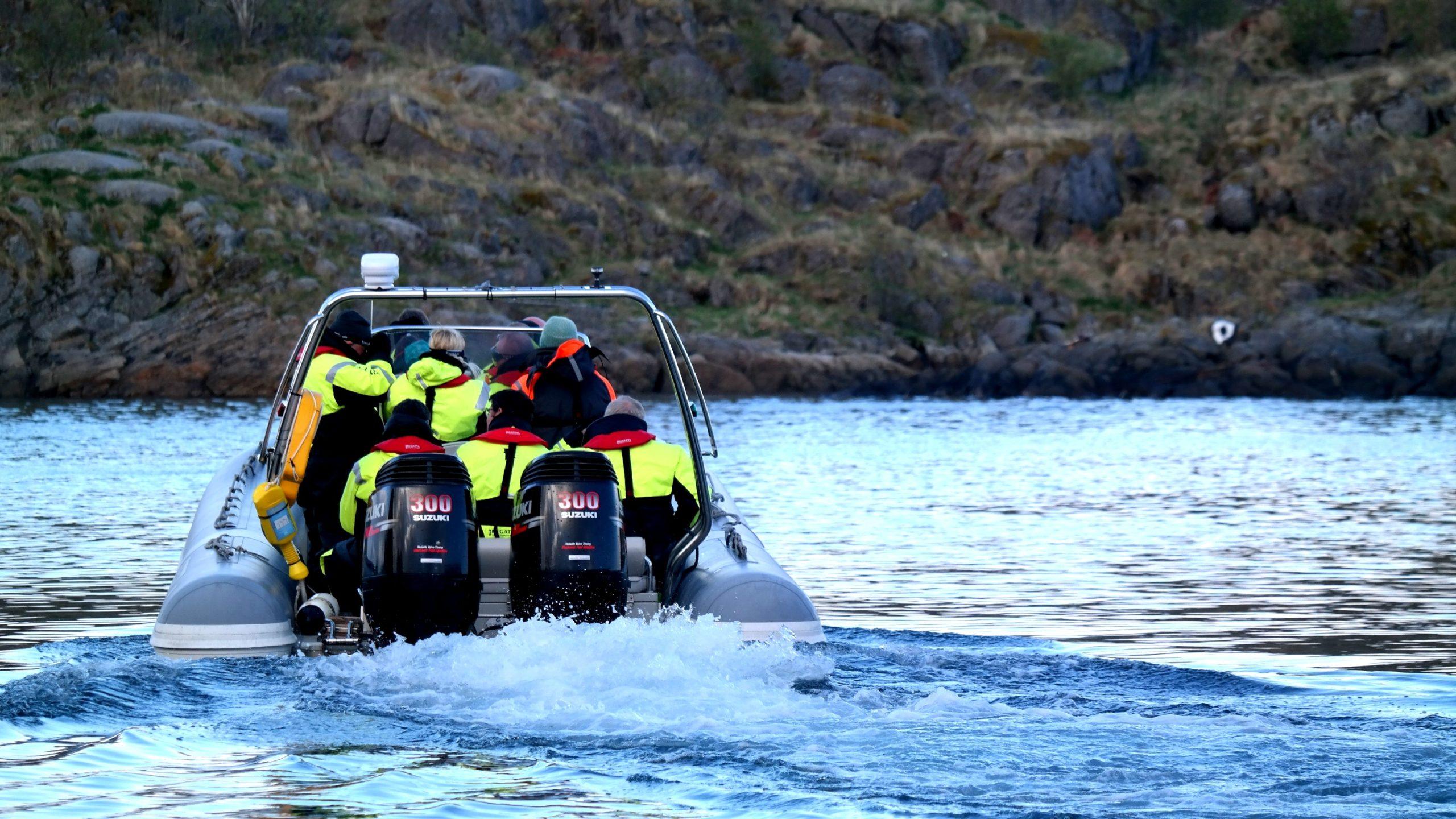 Activities in Lofoten
