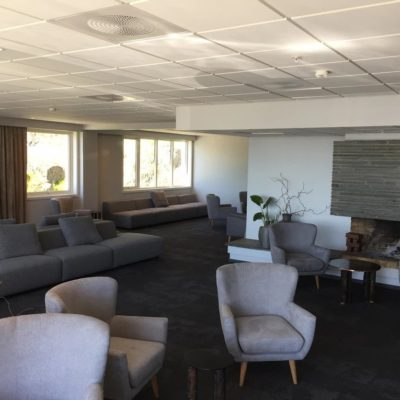 Live Lofoten hotel lounge
